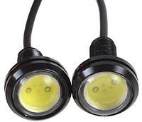 Дневные ходовые огни, 2x9 Вт, DRL LED мощные