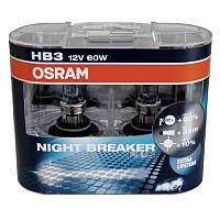 Osram night breaker unlimited hb3 12v 60 w +110% 4000k