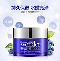 Увлажняющий крем для лица с экстрактом черники BioAqua Essence Cream