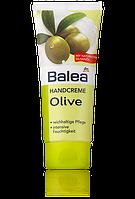 Увлажняющий крем для рук и ногтей с оливковым маслом Balea Olive Handcreme Reichhaltige Pflege