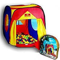 Детская игровая палатка Шатер 5016/0507