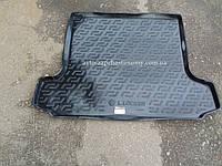 Коврик в багажник Renault Logan SD (04-) (Рено Логан) Lada Locker