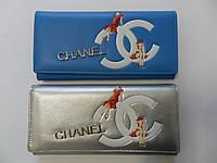 """Кошелек женский кожаный """"Chanel""""."""