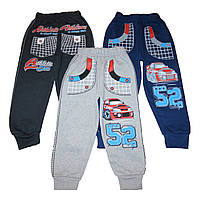 Штаны спортивные с начесом для мальчика 1,2,3,4 года