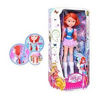 Кукла WX 825 – фея Блум в коллекции вашей малышки, модные аксессуары