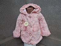 Детское  Пальто на девочку (Вена/осень)