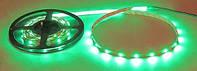 Лента светодиодная зелёная 3528