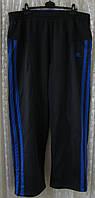 Штаны мужские спортивные на флисе утепленные осень зима бренд Adidas оригинал р.2XL 4350