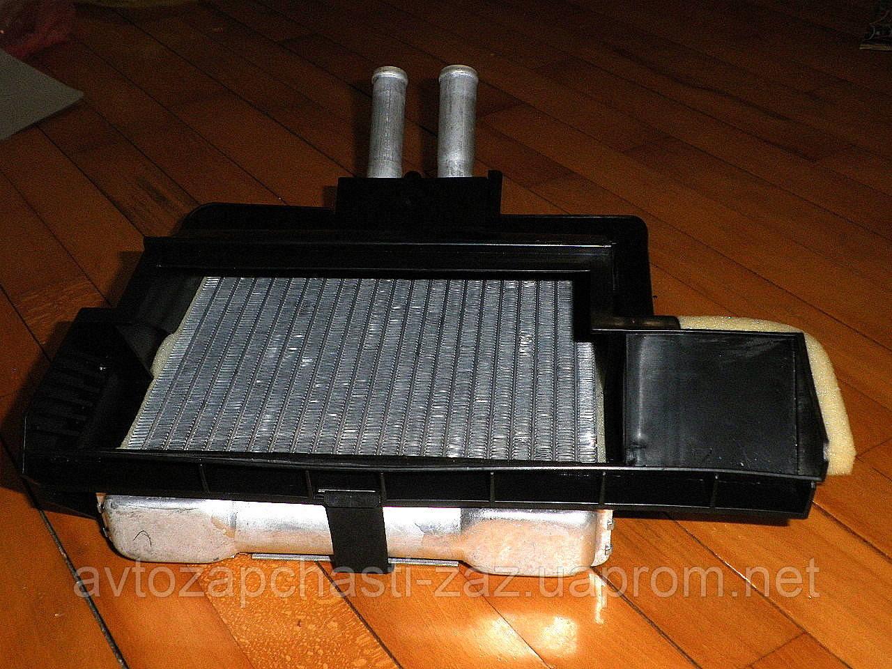 Фото радиатора отопителя калины