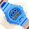 Яркие наручные спортивные часы Casio Shors 700-SHS06 Azure 714