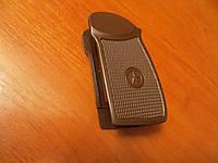 Рукоять пластмассовая коричневая для пистолета макаров мр654к