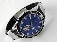 Мужские часы Ulysse Nardin - Automatic 200м автозавод, механические с автозаводом, черные