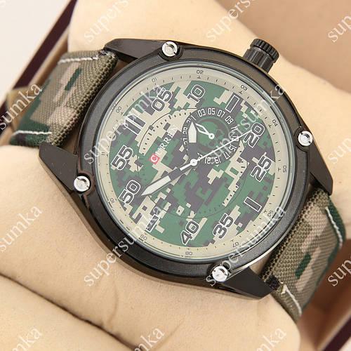 Наручные часы Curren Military 8183 Green 1008-0009
