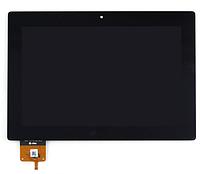 Дисплей + сенсор STD для планшета Lenovo Idea Tab S6000 черный