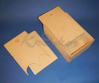 Коробка-пенал заготовка для декупажа