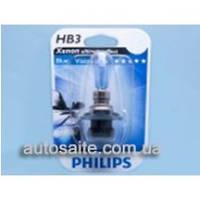 Philips blue vision +30% hb3 12v 65w 4000k