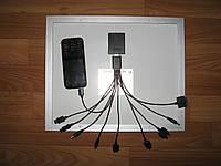 Зарядное устройство 10Вт USB + разветвитель 10 в 1