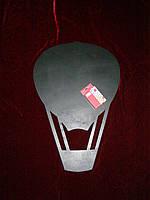 Меловая доска Воздушный шар (59 х 39), декор