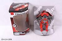 Трансформер робот - машина гоночная