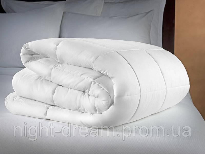 Одеяло антиаллергенное 195х215 LOTUS  PREMIUM TENCEL в сатине