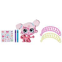 """Фигурки персонажей """"Littlest PetShop"""" Игровой набор """"Укрась зверюшек"""" В0033 Hasbro"""