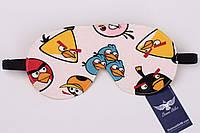 "Маска для сна: ""Angry Birds"""