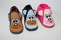 детские флисовые тапочки (18-27)