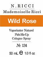 Perfume Oil 134 Mademoiselle Ricci Nina Ricci   духи 50 ml