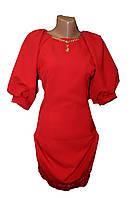 Женское платье крепсотин