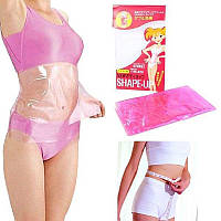 Пленка сауна Shape-up для похудения и антицеллюлитного обертывания (Талия, бедра, живот), фото 1