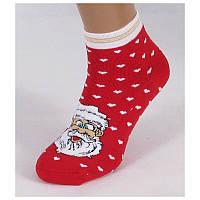 Новогодние носки детские , зимние, махровые внутри, хлопок турция размер 3-6лет(5)