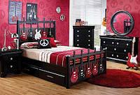 Односпальная кровать Рок-н-Рол
