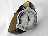 Часы мужские Луч (сделано в Белоруссии) серебристые