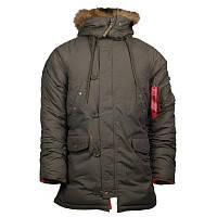 Куртка мужская Аляска