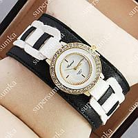 Необычные наручные часы Chopard White/Gold 4501