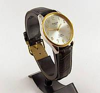 Мужские часы Omax KC3243 серебро с черным водозащитные