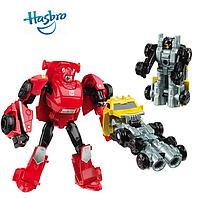 Трансформеры 2в1 Клиф Джампер (Скалолаз) и Супресор  от Hasbro