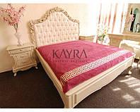 Махровое покрывало/простынь Versace Kayra 200x220