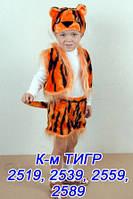 Дитячий новорічний костюм Тигра