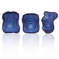 Комплект защитного снаряжения G-Forse (голубой)