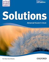 Solutions 2nd Edition Advanced Student's Book