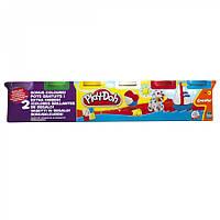 Набор пластилина Плей До из 6-и баночек, Play-Doh