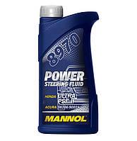 Масло Mannol Power Steering Fluid Гидравлика