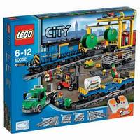 LEGO® City Железная дорога - ГРУЗОВОЙ ПОЕЗД