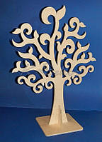 Дерево на подставке (60см.) заготовка для декупажа и декора