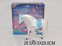 Лошадь для куклы арт.28907 со звуком, на батарейках