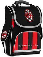 Рюкзак FC Milan ML14-501K Kite для школьника подростка чёрный