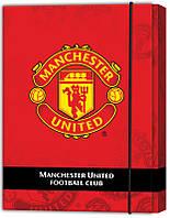 Папка для тетрадей Kite Manchester United, B5  MU14-210K