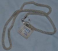 СЕРЕБРЯНАЯ ЦЕПЬ 925 пробы плетение Питон (венеция),60 см