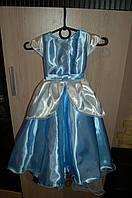 Золушка карнавальное ,бальное ,пышное  платье для девочки